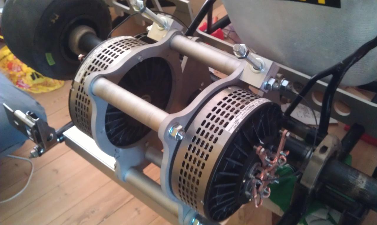 EV-Fun DC motor