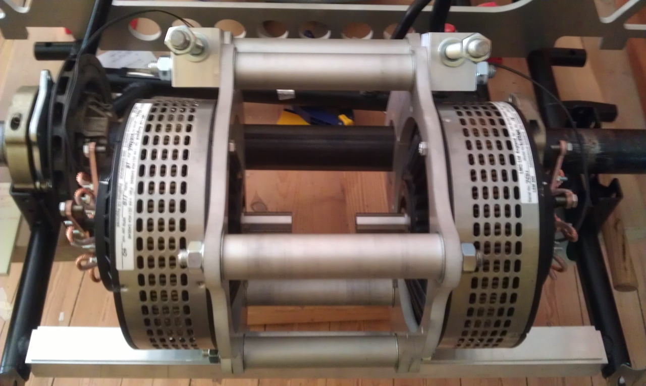EV-Fun DC-Motor