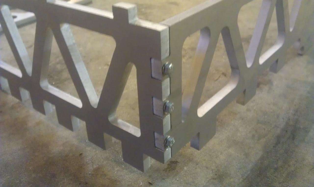 EV-Fun Aluminium Parts