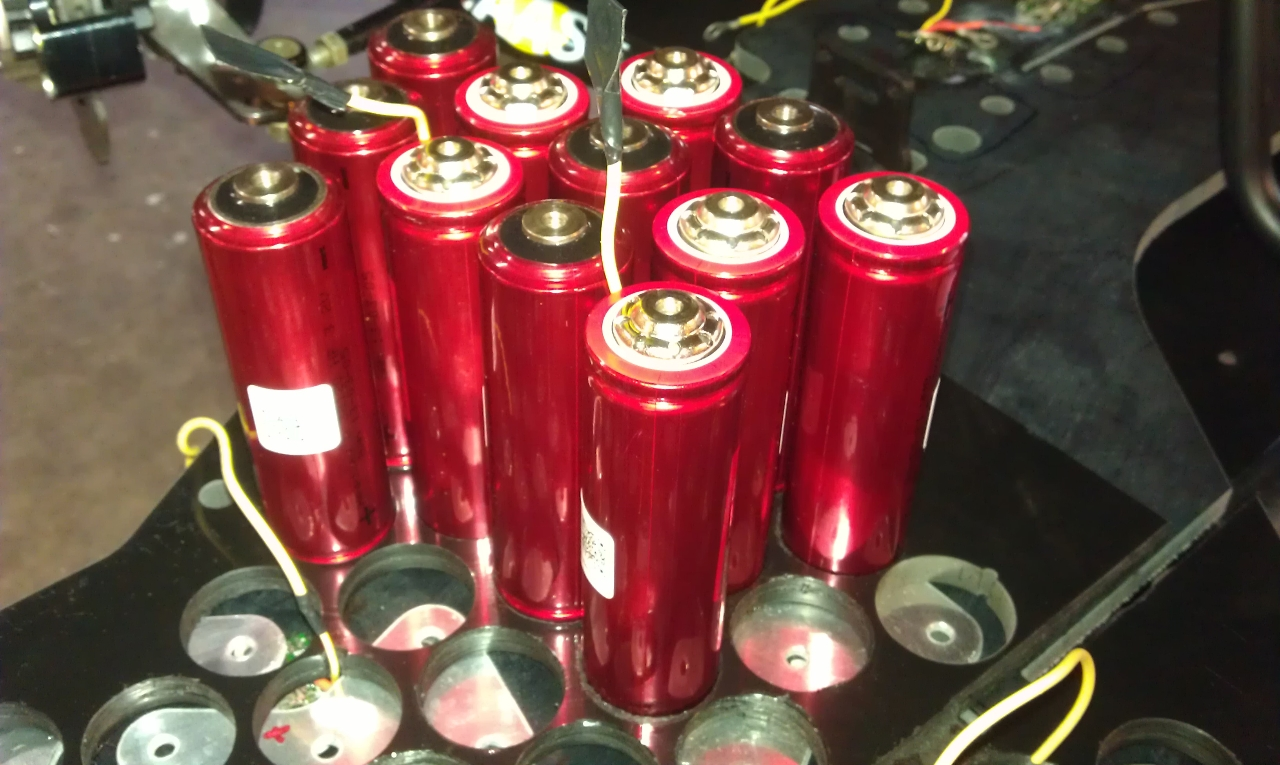 EV-Fun Battery Assembly