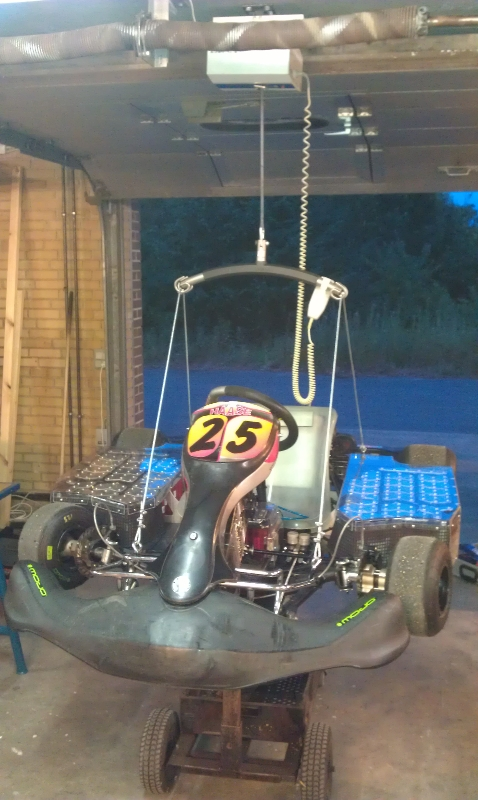 EV-Fun GoKart Lift