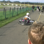 EV-Fun GoKart 2 First Track Test