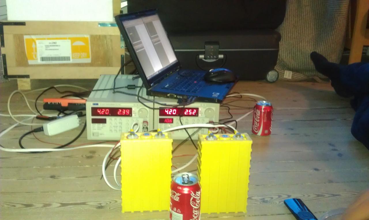EV-Fun Thunder Sky Battery