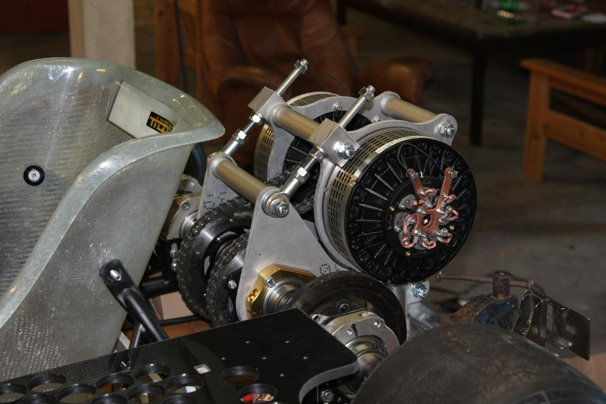 EV-Fun Motor mount