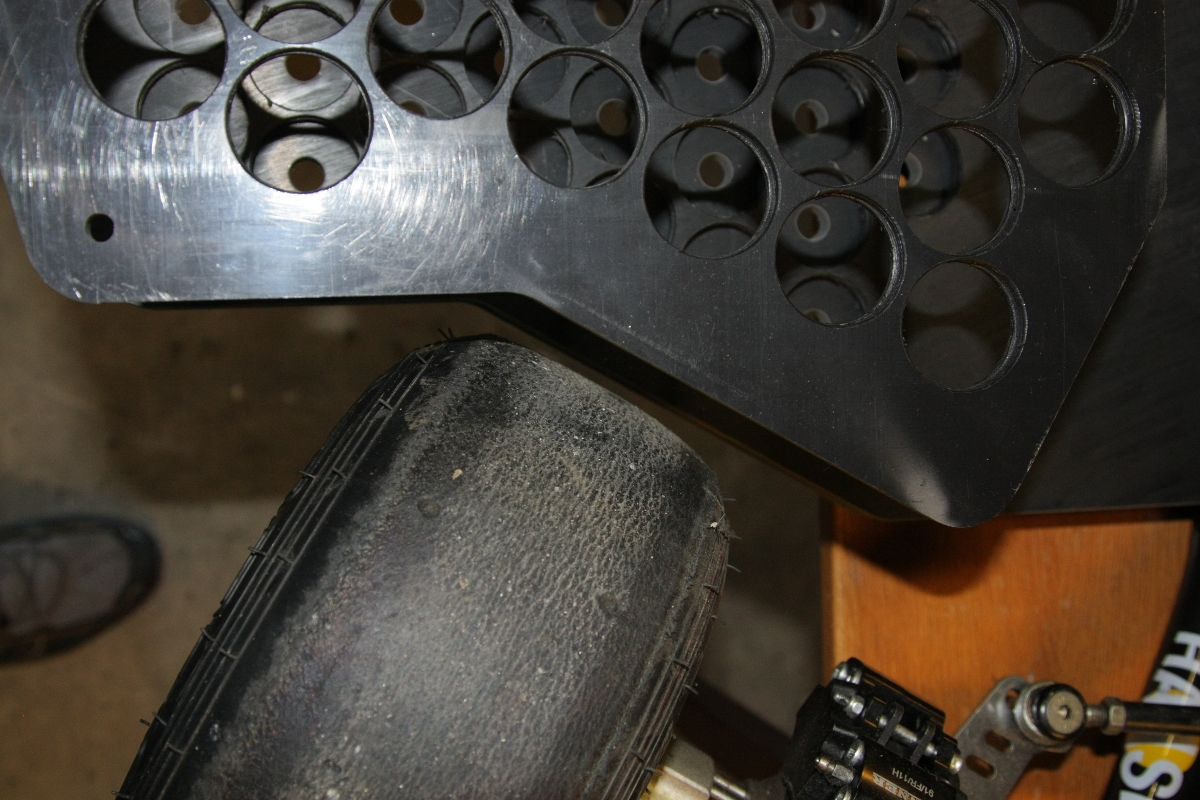 EV-Fun Nylon parts