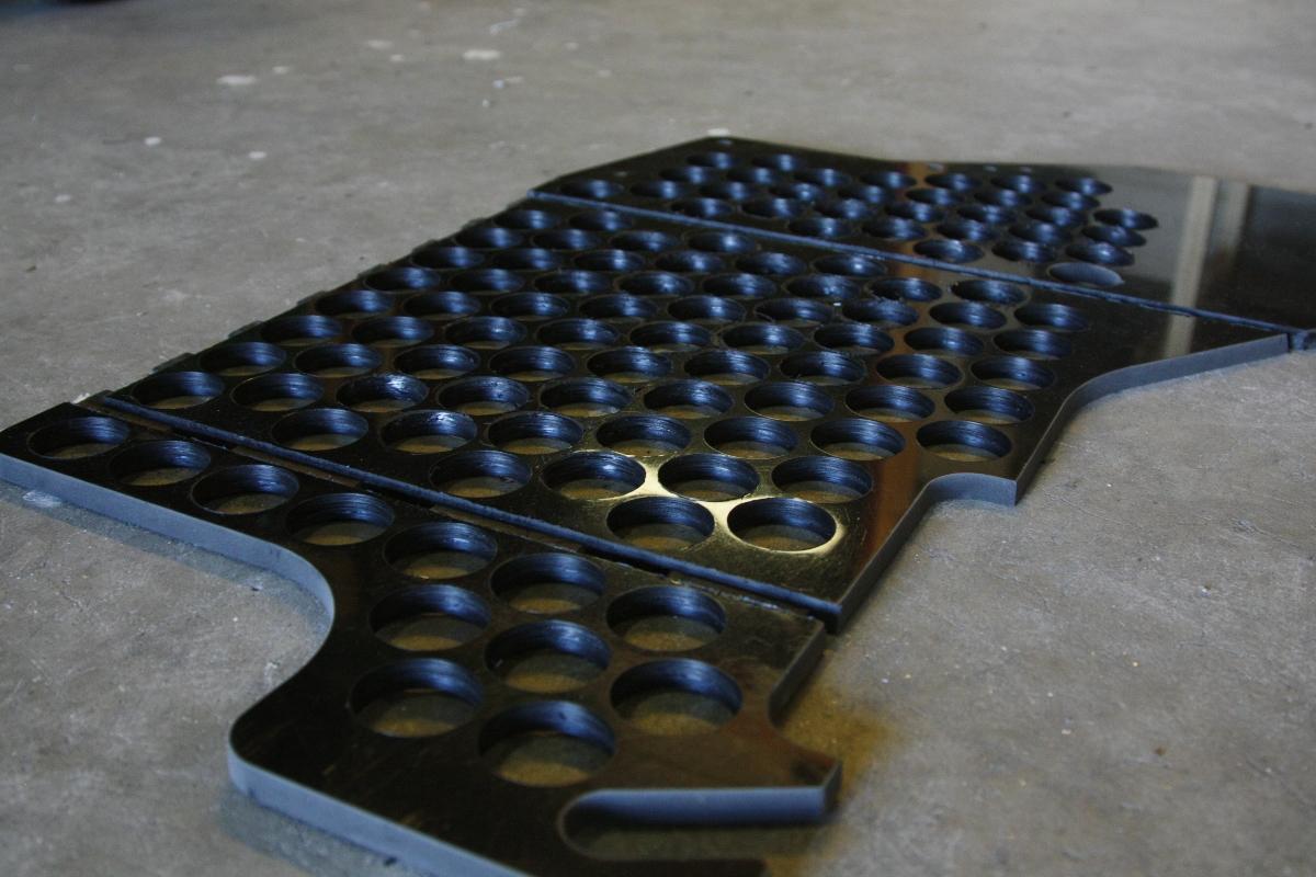 EV-Fun Plastic parts Assembly