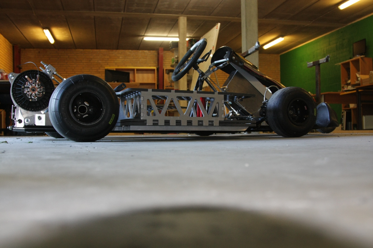 EV-Fun Electric GoKart 2