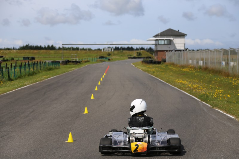 EV-Fun Acceleration Test 0-100 km/h