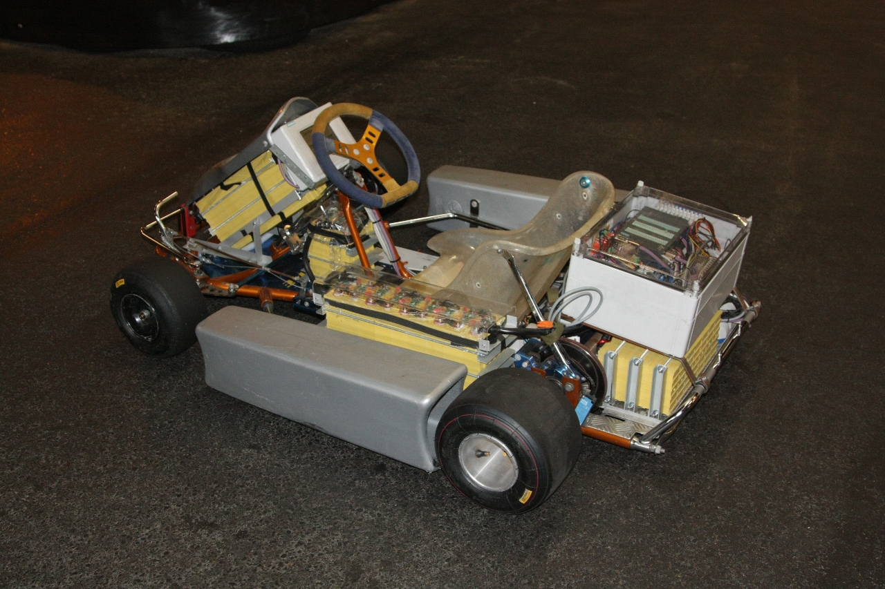 EV-Fun Electric GoKart 1 Specifications
